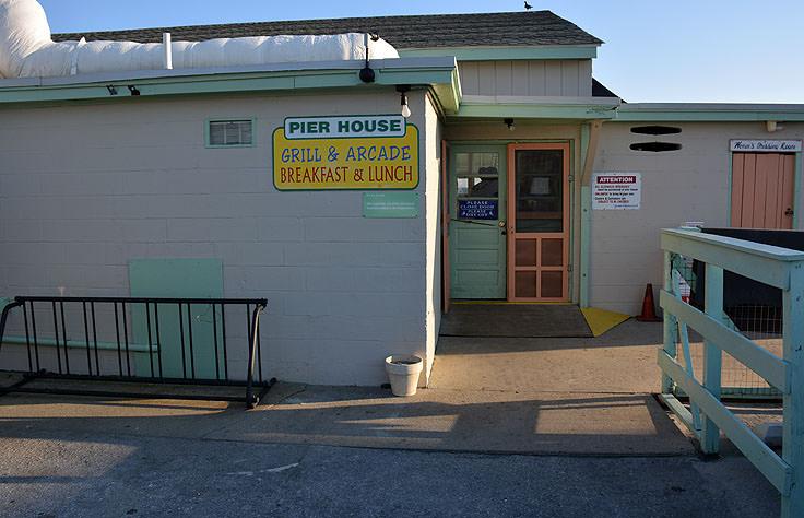 Pier House Grill Arcade At Oceanana