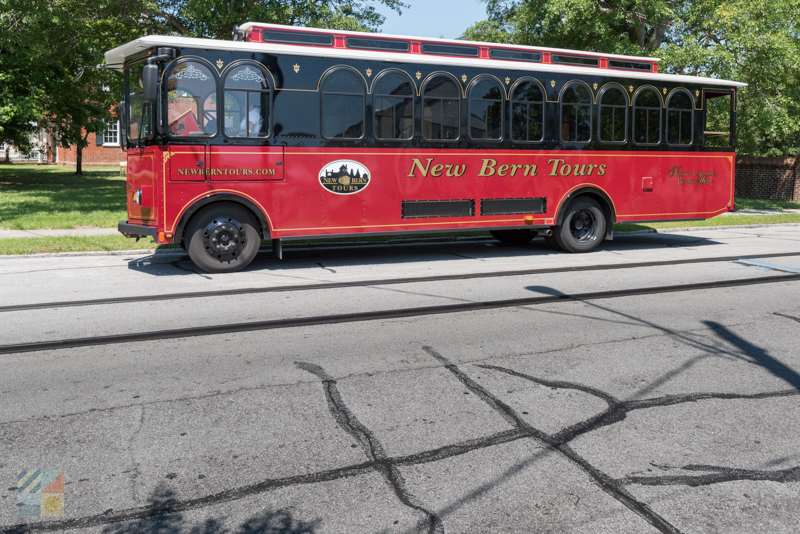 A new Bern tour bus