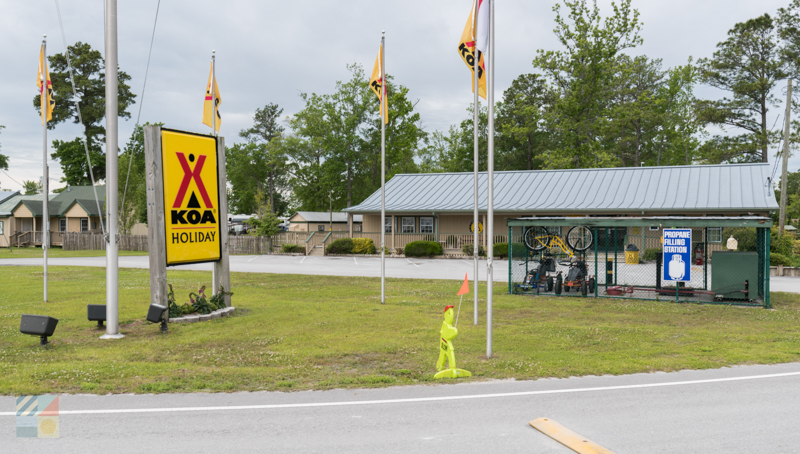 Campgrounds In And Around New Bern