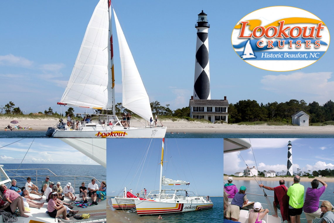 $2 and $5 OFF $5 Off  Sunday or Monday Cape Lookout Trip