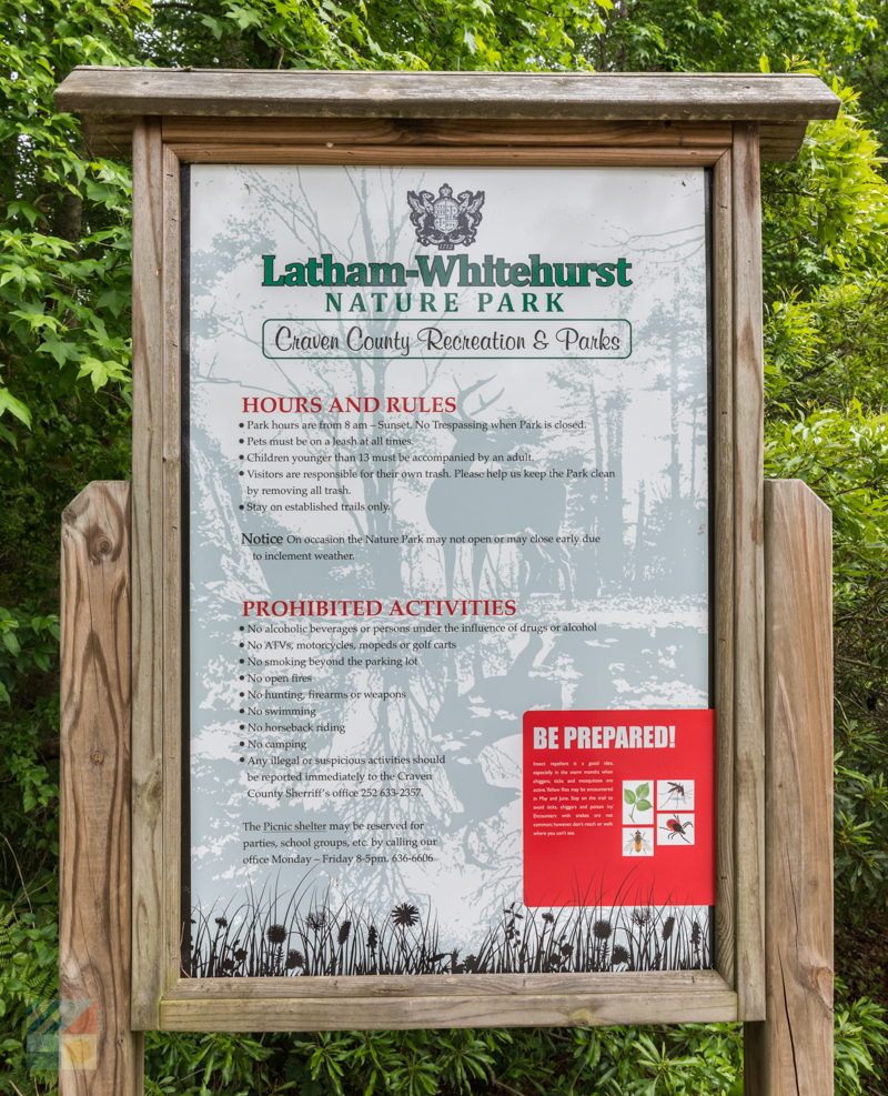 Latham Whitehurst Nature Park