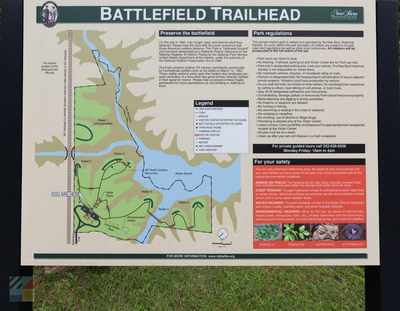 New Bern Battlefield Park