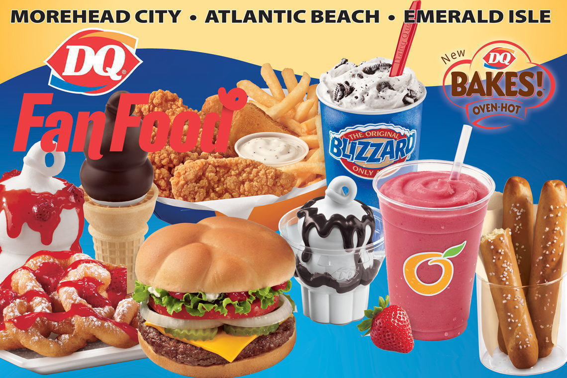 Dairy Queen Crystal Coast