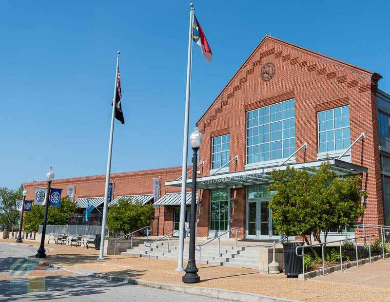 North Carolina History Center