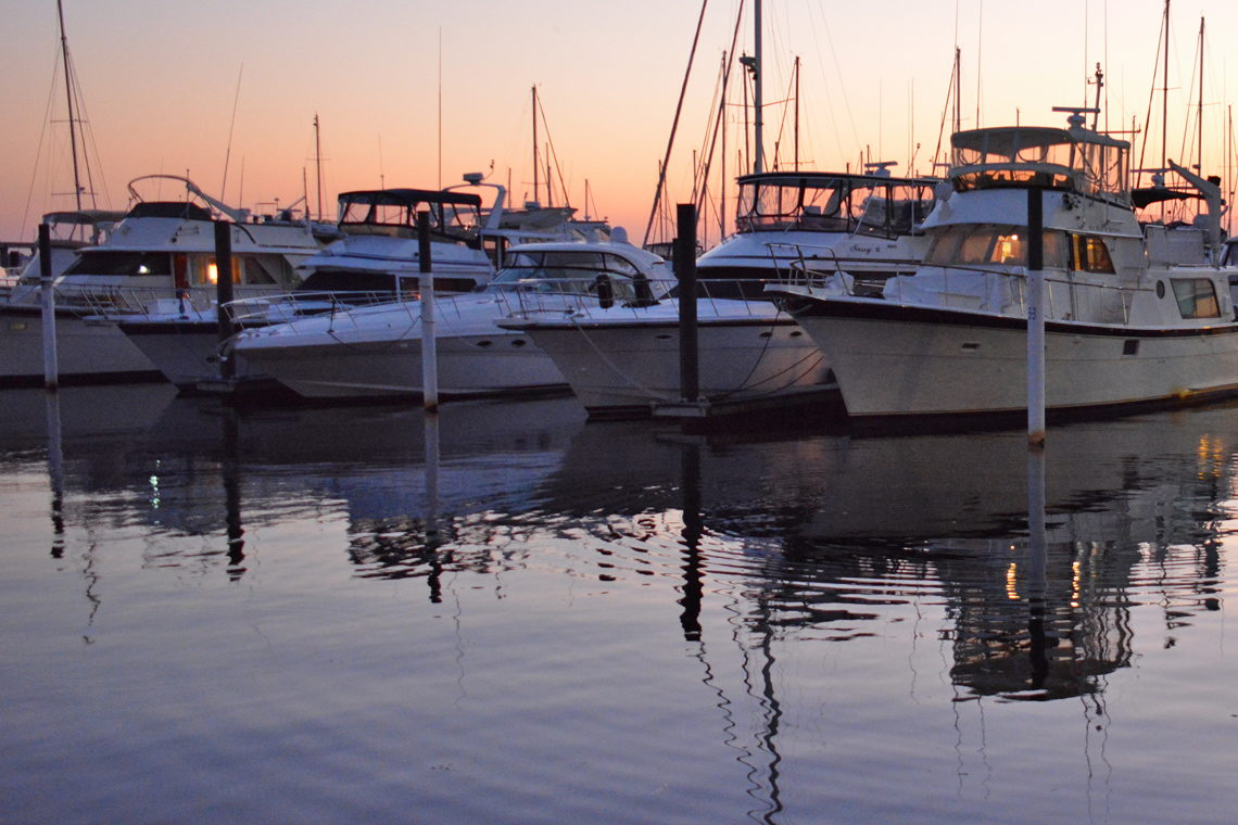 New Bern NC Marinas, Boat Ramps, Charters and Tours