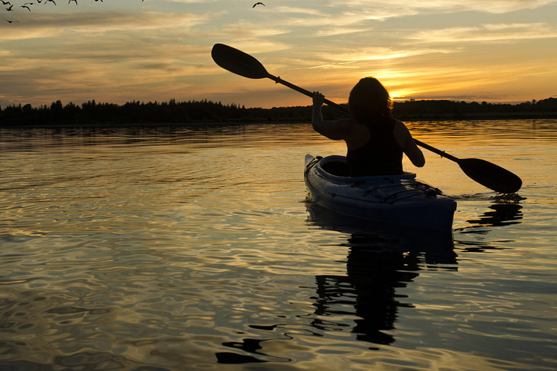 New Bern Kayaking Guide