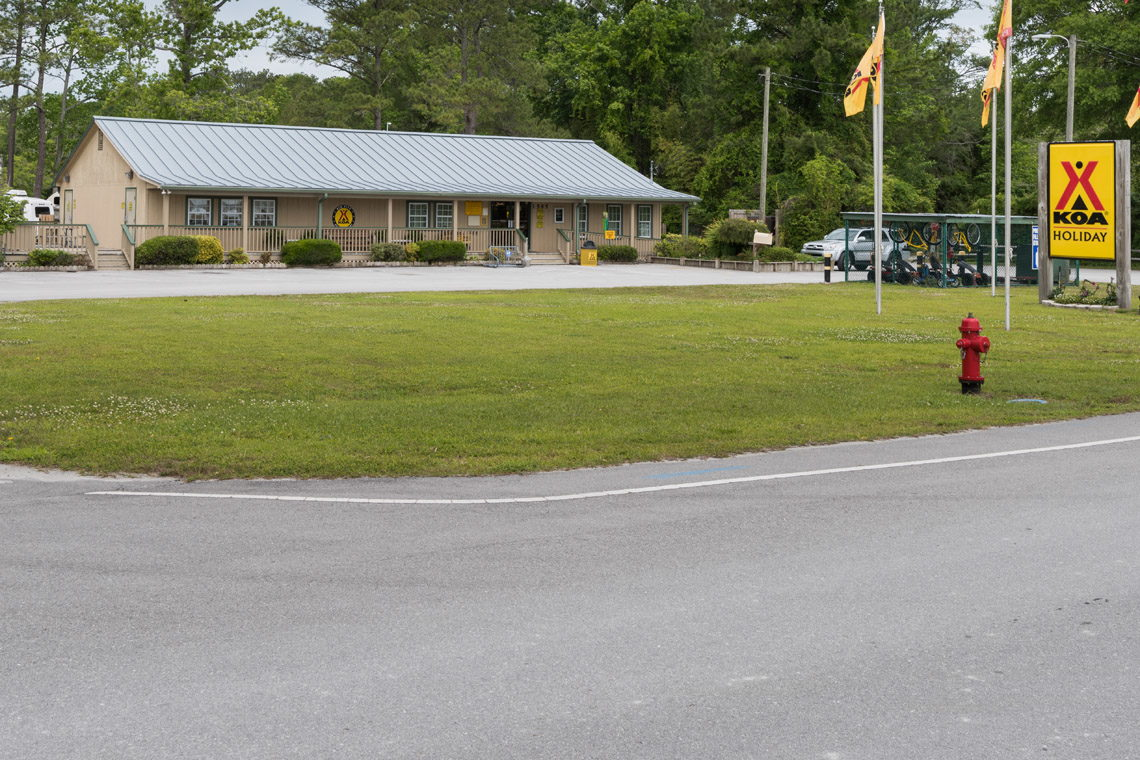 New Bern Camping and RV Parks